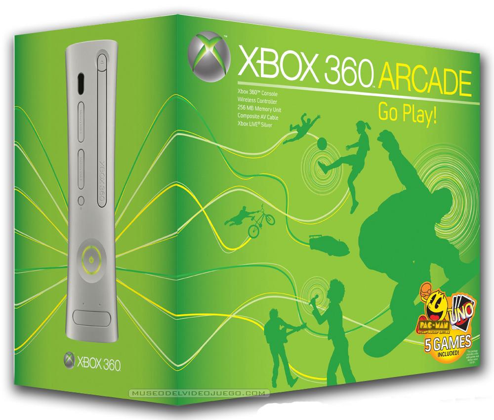 Ficha Tecnica De Xbox 360 De Microsoft