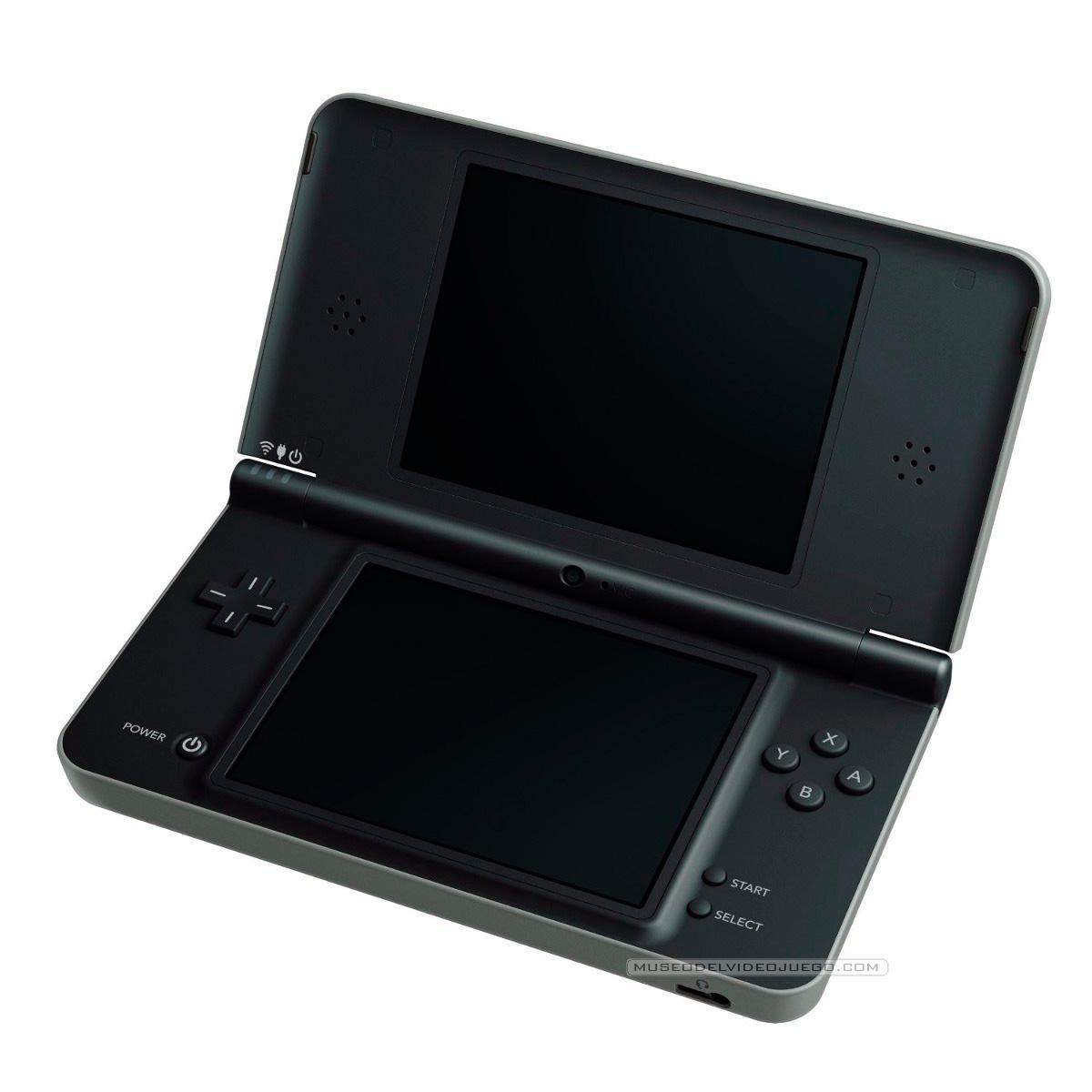 Nintendo DSi XL Black