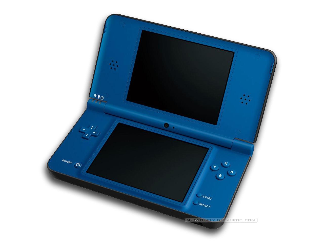 Nintendo DSi XL Blue Midnight