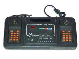 T.R.Q. H-21 Video Computer