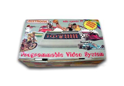 Acetronic Tele Sports IV Caja
