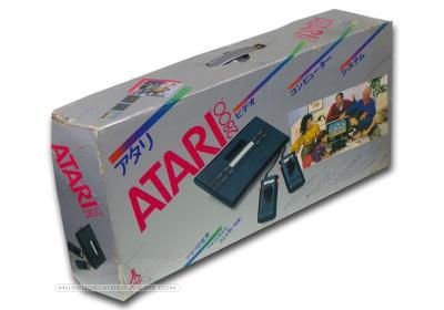 Atari 2800 Caja