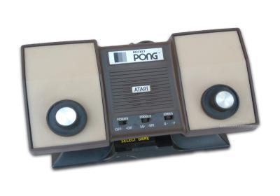 Atari Hockey Pong C-121