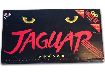 Atari Jaguar Caja