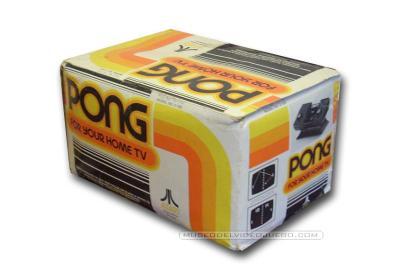 Atari Pong C-100 Caja