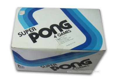 Atari Pong C-140 Caja