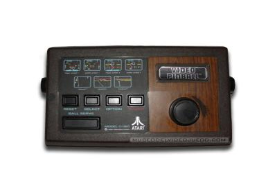 Atari Video Pinball C-380 Woodgrain