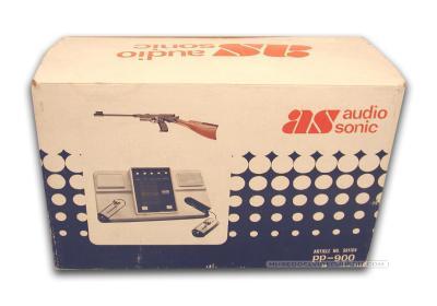 Audio Sonic PP-900 Caja