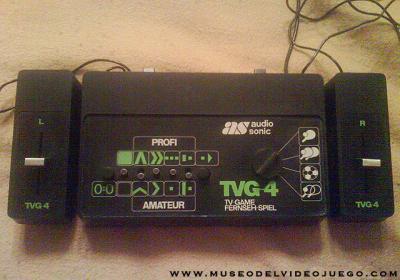 Audio Sonic TVG-4