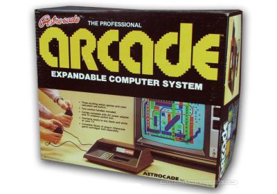 Astrocade Professional Arcade Caja