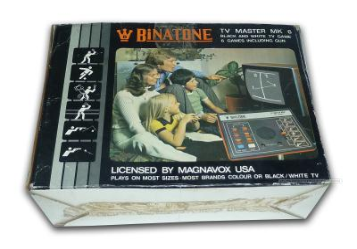 Binatone TV-Master MK 6 Caja
