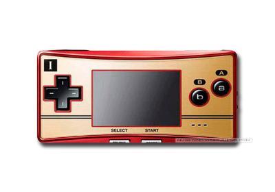 Game Boy Micro 20th Aniversario