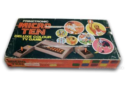 Prinztronic Micro Ten Caja